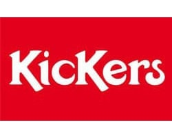 Kickers Official Logo of the Company