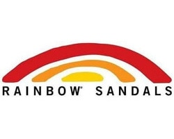 Rainbow Sandals Official Logo of the Company