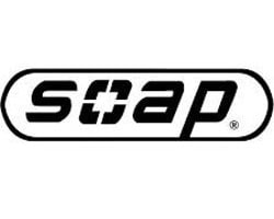 Soap Official Logo of the Company