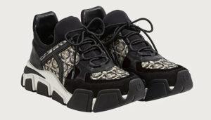 Salvatore Ferragamo Gancini Sneaker