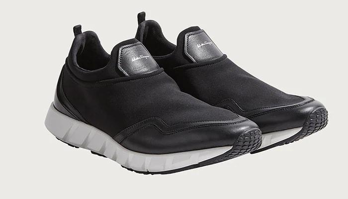 Salvatore Ferragamo Slip On Sneaker
