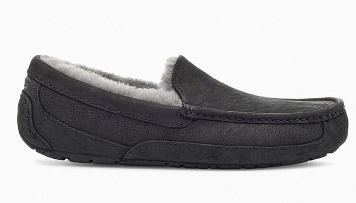 UGG Ascot Matte Leather